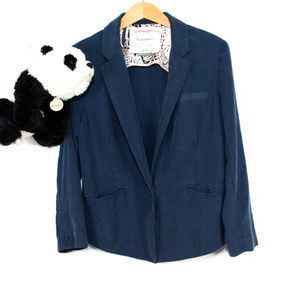 Blue Anthro, Cartonnier light blazer